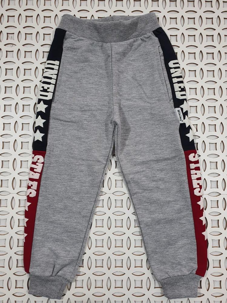 Спортивные брюки хорошего качества модель 3.WMN.Y1076.GRI