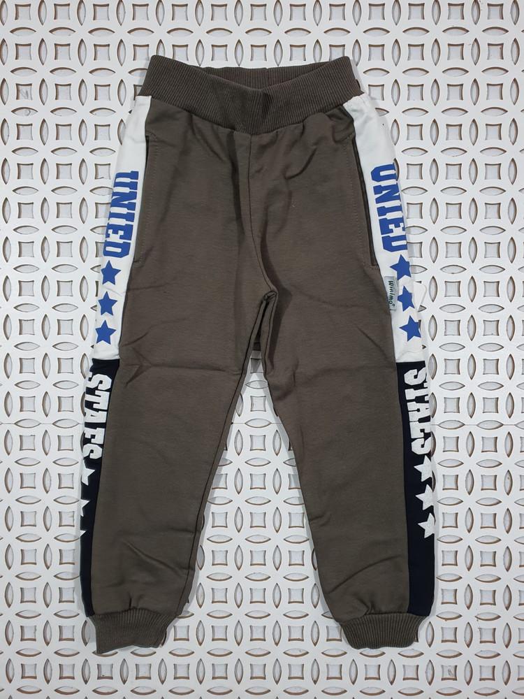 Спортивные брюки хорошего качества модель 3.WMN.Y1076.HAKI