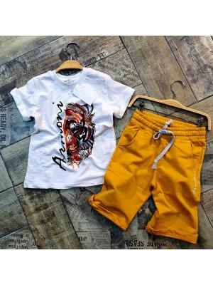 Красивые костюмы с тигром