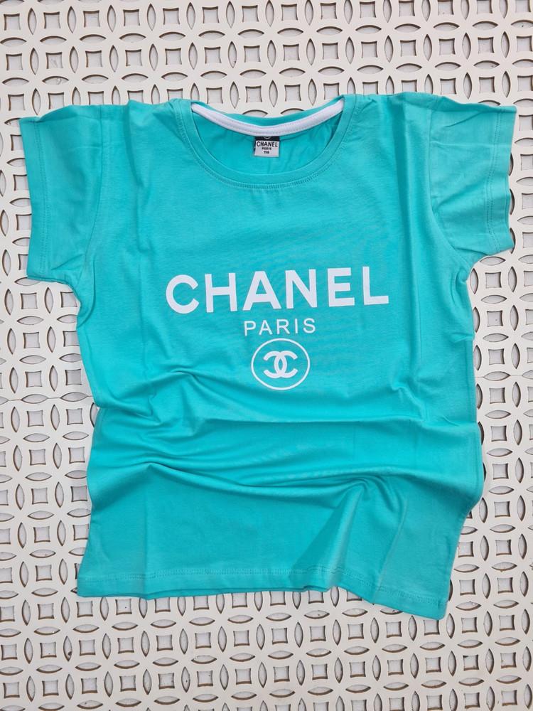 Люкс футболки для подростков модель 1.dıs.3260.mınt