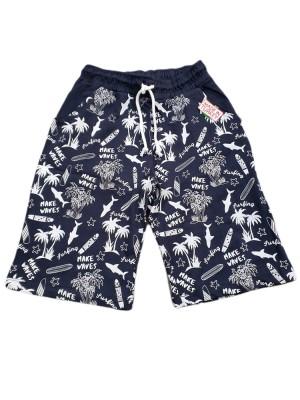Качественные шорты-бриджи с карманами