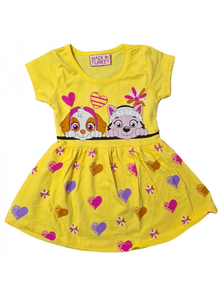 Хлопковые платья модель 4.HCL.3616.PATR.SARI