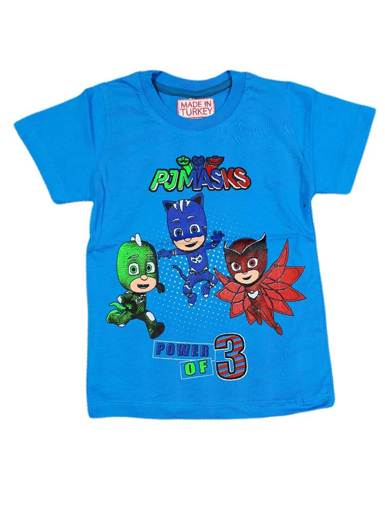 Хлопковые футболки модель 4.TRG..3626.MASK.MAVI