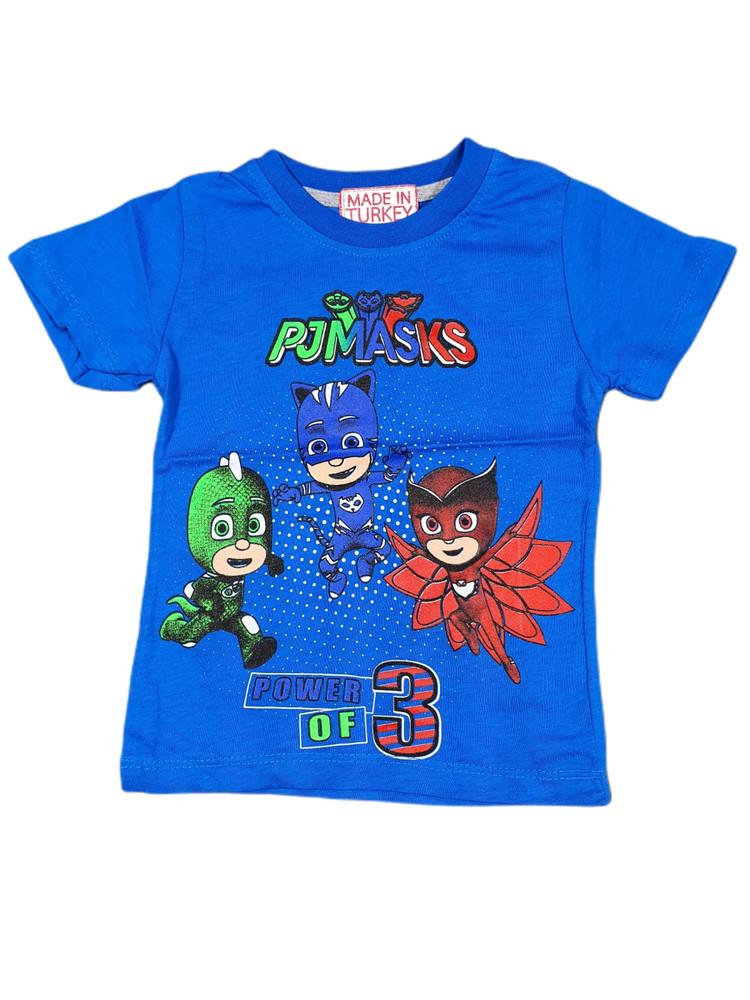 Хлопковые футболки модель 4.TRG..3626.MASK.SAKS