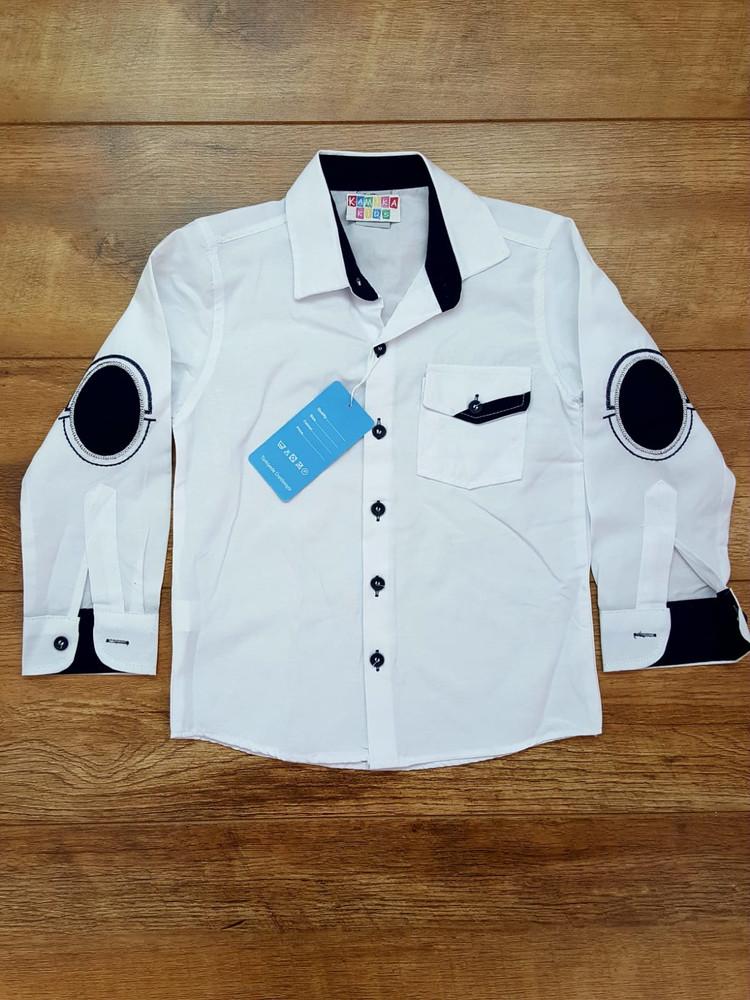Рубашки для школы модель 3.ATS.505