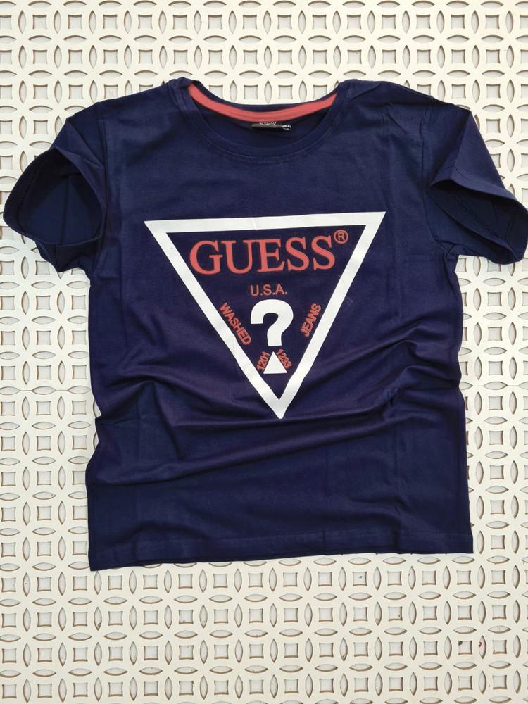 Люкс футболки для подростков модель 3.DIS.3111.GUES.LACI