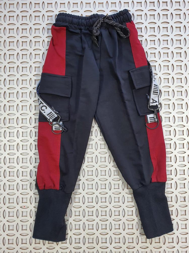 Спортивные брюки отличного качества модель 4.ATC(2005).3283.SİYAH