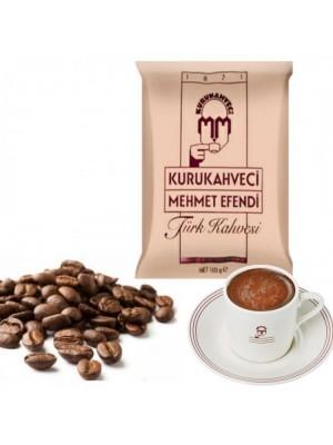 Турецкий молотый кофе Mehmet Efendi (100ГР)