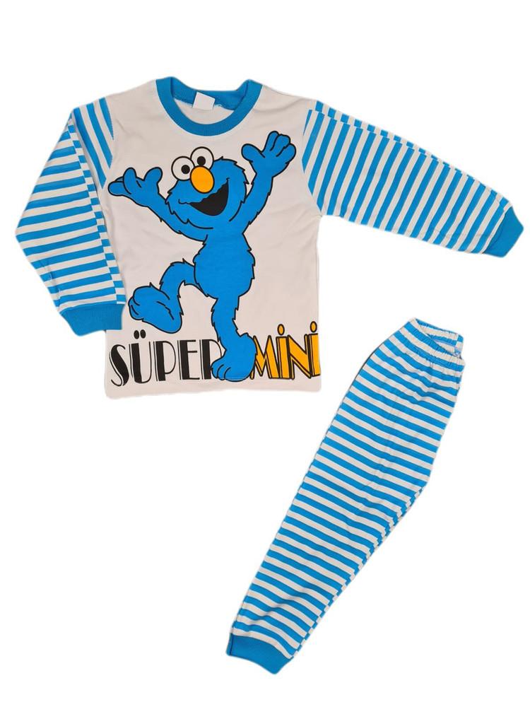 Хлопковые пижамки хорошего качества модель 2.SPM.4980