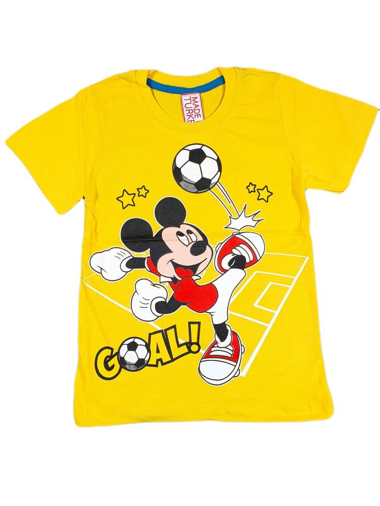 Футболки хлопковые модель 4.TRG.3567.SARI