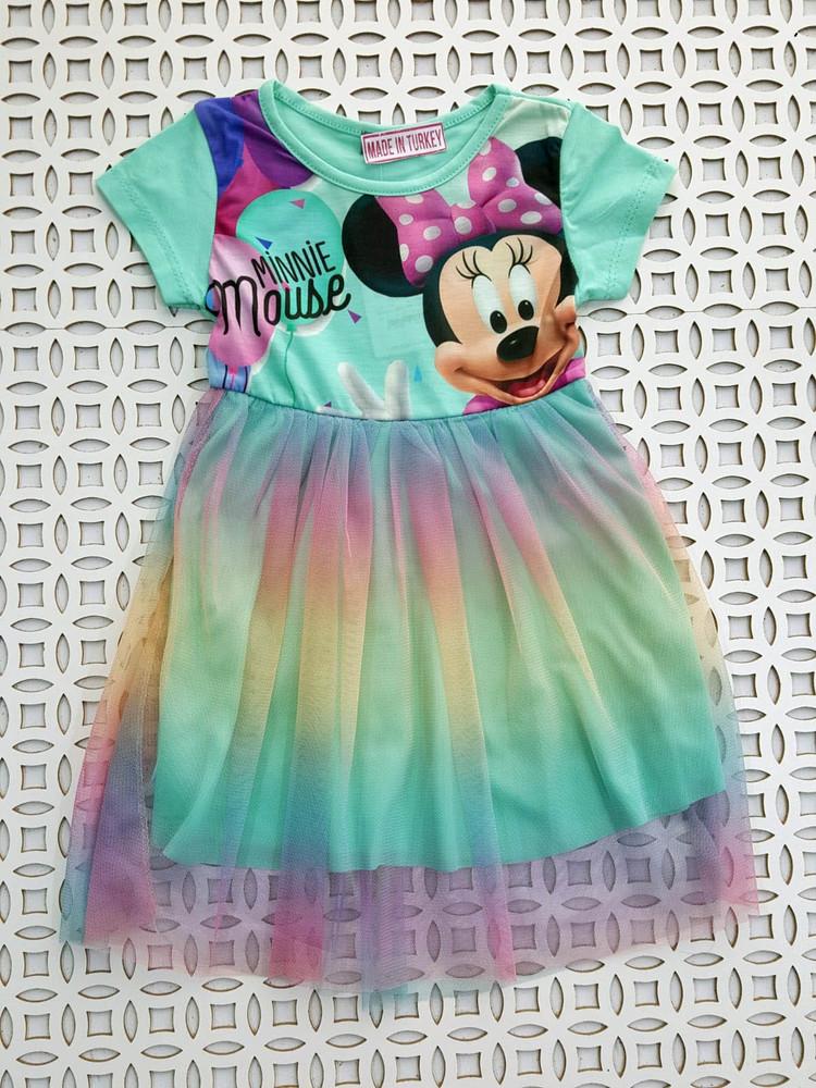 Радужные платья модель 4FLR.2057.M17.MINT