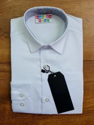 Строгие рубашки c длинным рукавом